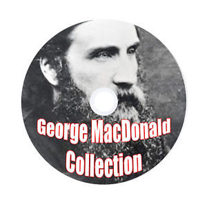 George MacDonald Collection 15 AudioBooks On 1 Disk
