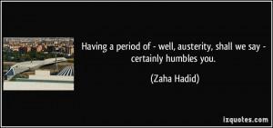 Zaha Hadid Quote