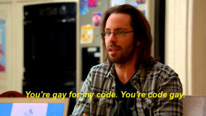 Quote Hoarding: Gilfoyle From 'Silicon Valley'