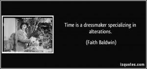 More Faith Baldwin Quotes