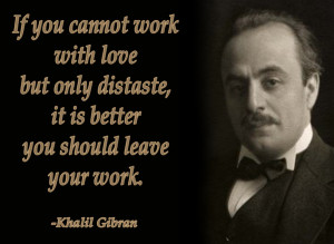 Kahlil Gibran quotes