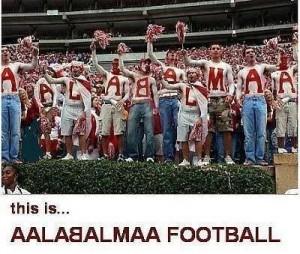 All Graphics » funny alabama football