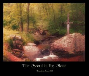 The Sword Stone Silverxale