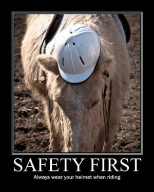 Your helmet wearing quotes, stories and photos.