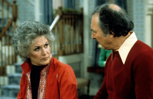 The Maude TV show was a 30 minute comedy series on CBS about a tough ...