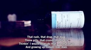 the codeine addicts