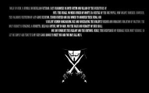 Alpha Coders Wallpaper Abyss Movie V For Vendetta 208540