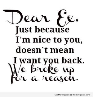 Funny breakup quotes