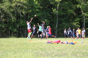 Langley Eagles started the season with summer conditioning.