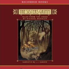 ... Audiobook - Tales from the Hood: The Sisters Grimm by Michael Buckley