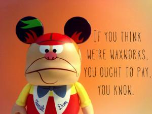 Disney Alice in Wonderland Quotes