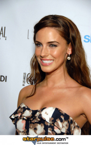 Jessica Lowndes Birthday Party