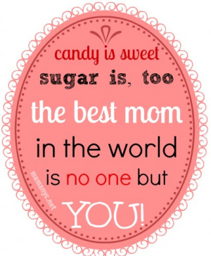 Cute Mother's Day Graphics, Poems & Quotes for Mom