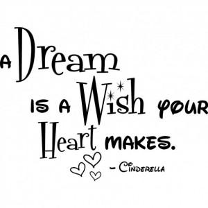 cinderella quotes about dreams