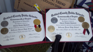 High School Graduation Quotes 2013 I have two high school