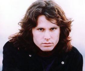 Jim Morrison - American singer-songwriter and poet, best remembered as ...