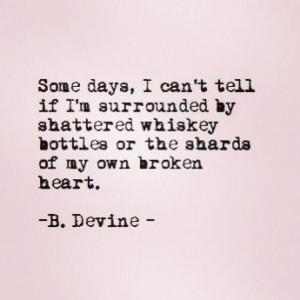... typewriterpoem # typewriter # quote # love # exes # whiskey # breakup