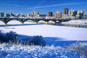 saskatchewan saskatoon scenes sk sky skyline south saskatchewan river