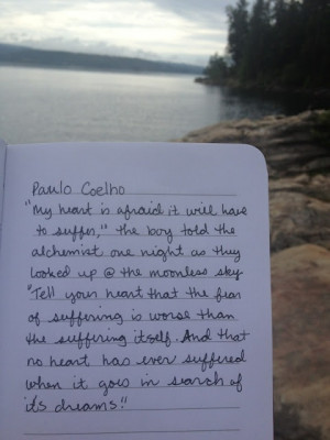 Paulo Coelho 'The Alchemist'