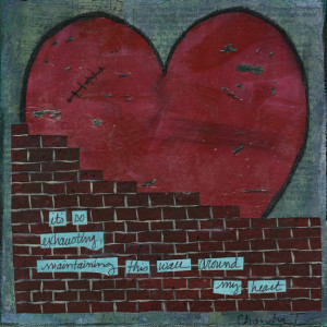 Wall Around My Heart Quotes. QuotesGram