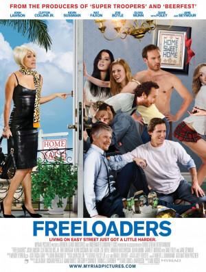 Poster of Broken Lizard Industries' Freeloaders (2013)