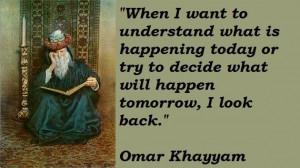 Omar khayyam famous quotes 1