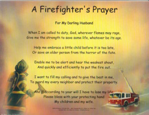 BB Code for forums: [url=http://www.quotes99.com/a-firefighters-prayer ...