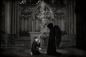 Gothic Death Death, come near me by