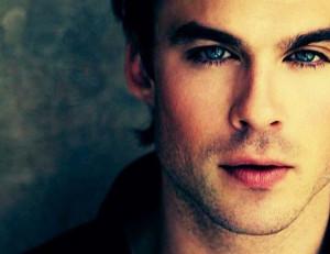 abs, blue eyes, damon salvatore, guy, hot, ian somerhalder, like, man ...