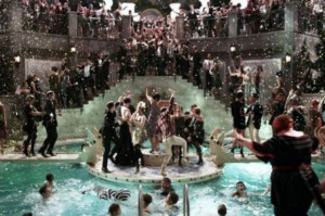 Maybe you don't have a mansion like Gatsby but we have a few ideas ...