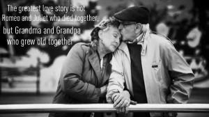 Love Grandma & Grandpa > Romeo & Juliet