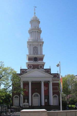 Thomas Hooker Center Church