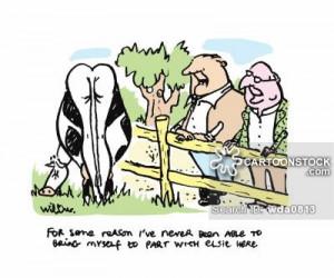 Cow Farming cartoons, Cow Farming cartoon, funny, Cow Farming picture ...