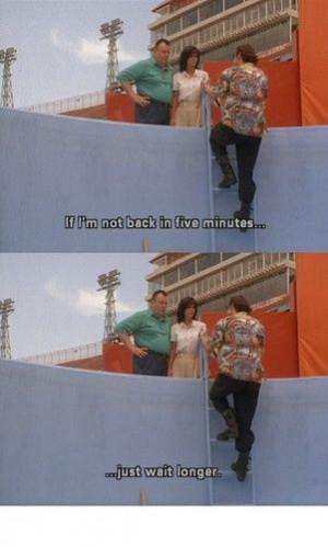 Ace Ventura! Just wait longer!