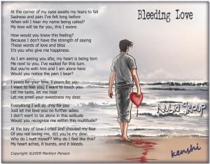 Emo Bleeding Love Photo...