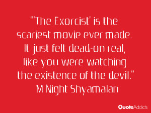 Night Shyamalan