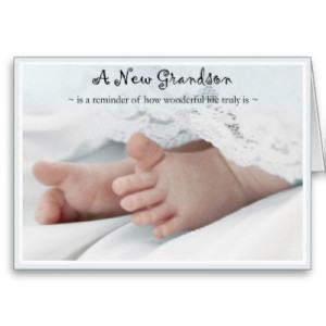 Grandson Sayings A new grandson is a reminder