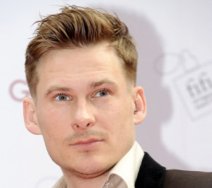 Lee Ryan,The FiFi UK Fragrance Awards 2012 held at The Brewery ...
