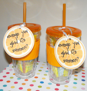 ... Inexpensive + Simple = Perfect Year End Gift for Fabulous Teachers
