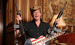 Ted Nugent's Wife, Shemane, Arrested for a Gun in the Airport