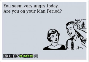 Funny Period Quotes
