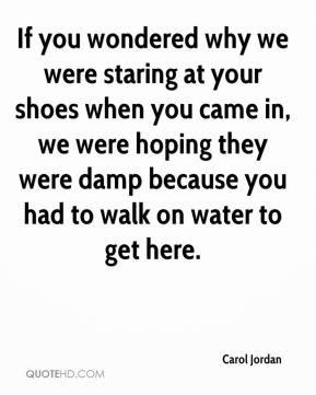 Damp Quotes