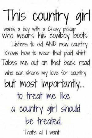 One day my cowboy will come!