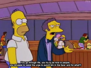 "Quotes about Life from ""The Simpsons"" That Are Really True (20 ..."