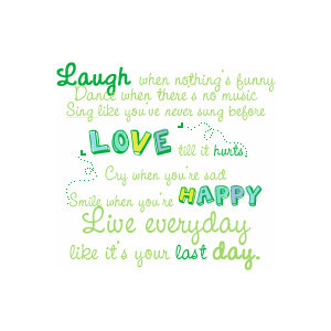 Laugh quotes image by janay0714 on Photobucket