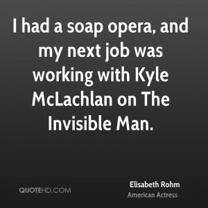 Funny Quotes About Soap Operas