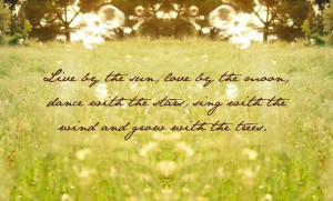 Sun And Moon Quotes Tumblr Live by the sun..love by the