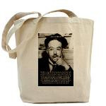 de Broglie: Quantum Waves Tote Bag