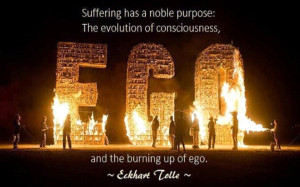 Eckhart Tolle Quotes On Ego