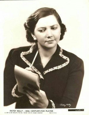Patsy Kelly Pictures